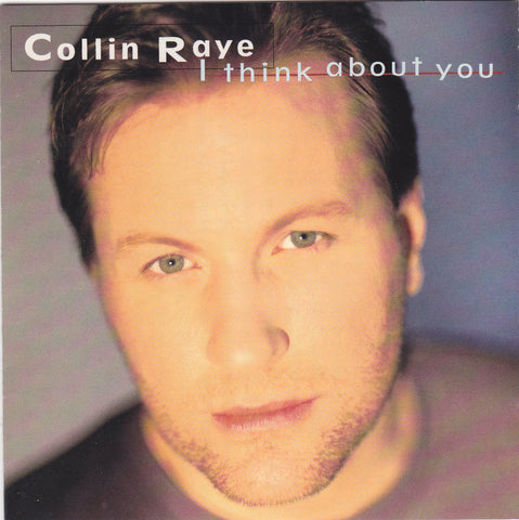 Collin Raye - I Think About You - CD - The CD Exchange