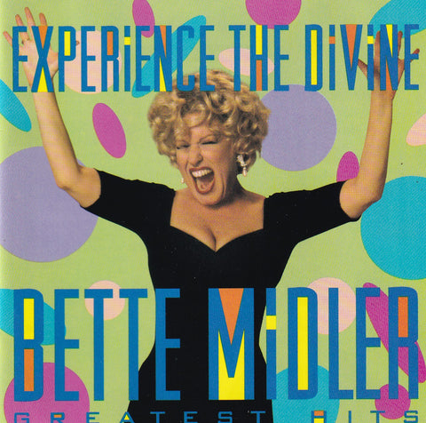 Bette Midler - Experience the Divine: Greatest Hits - CD - The CD Exchange