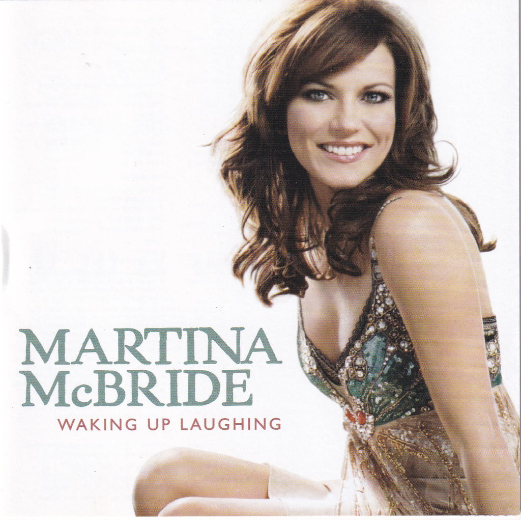 Martina McBride - Waking Up Laughing - CD - The CD Exchange