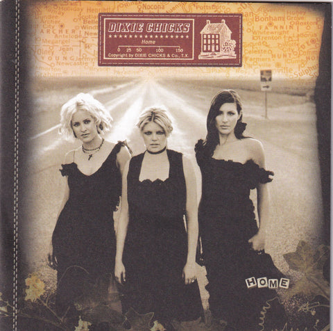 Dixie Chicks - Home - Clearance CD - The CD Exchange