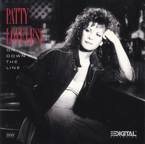Patty Loveless - On Down the Line - CD - The CD Exchange