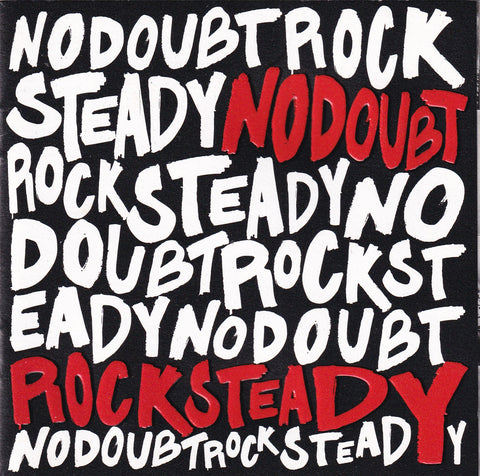 No Doubt - Rock Steady - CD - The CD Exchange