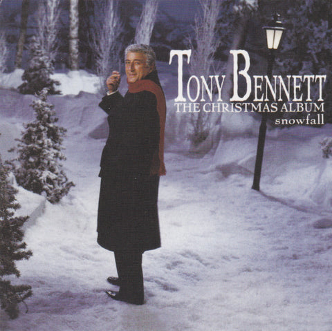 Tony Bennett - Snowfall: The Christmas Album - CD - The CD Exchange