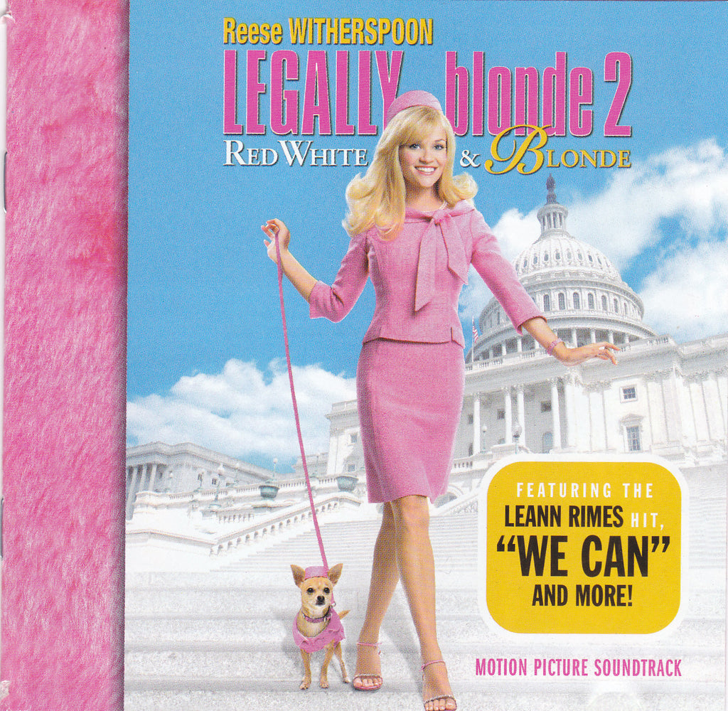 Soundtrack - Legally Blonde 2 - CD - The CD Exchange