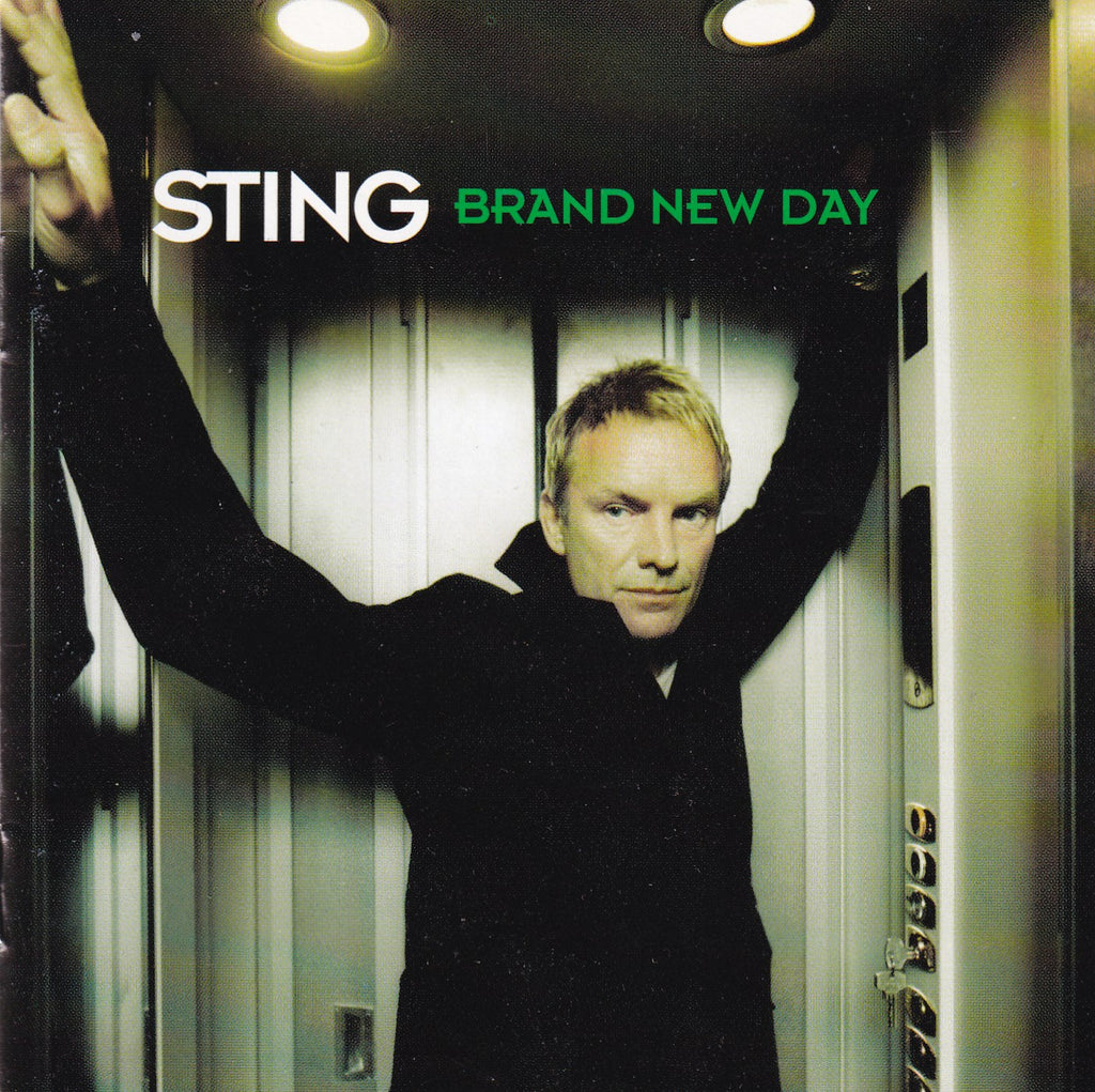 Sting - Brand New Day - CD - The CD Exchange