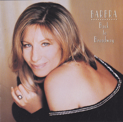 Barbra Streisand - Back to Broadway - Used CD - The CD Exchange