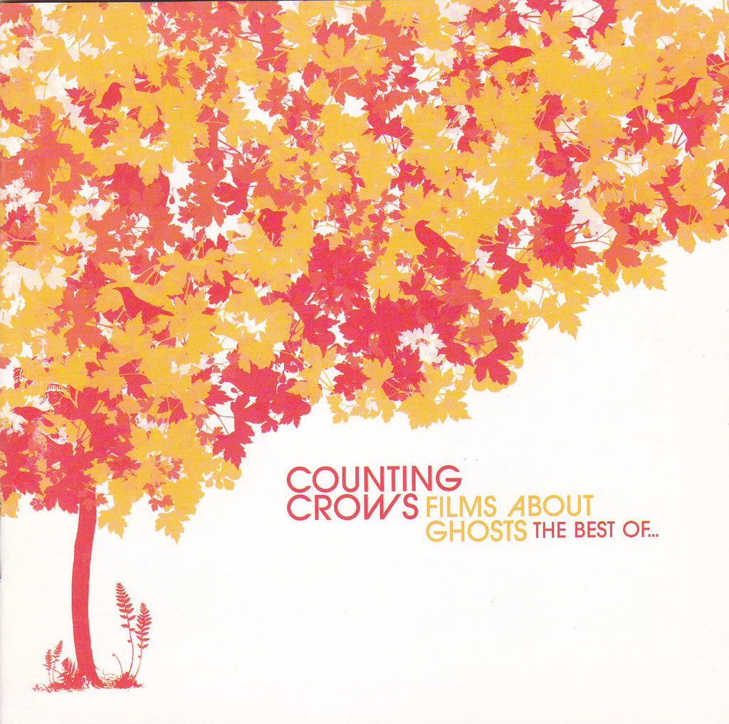 Counting Crows - Films About Ghosts: The Best Of... - CD - The CD Exchange