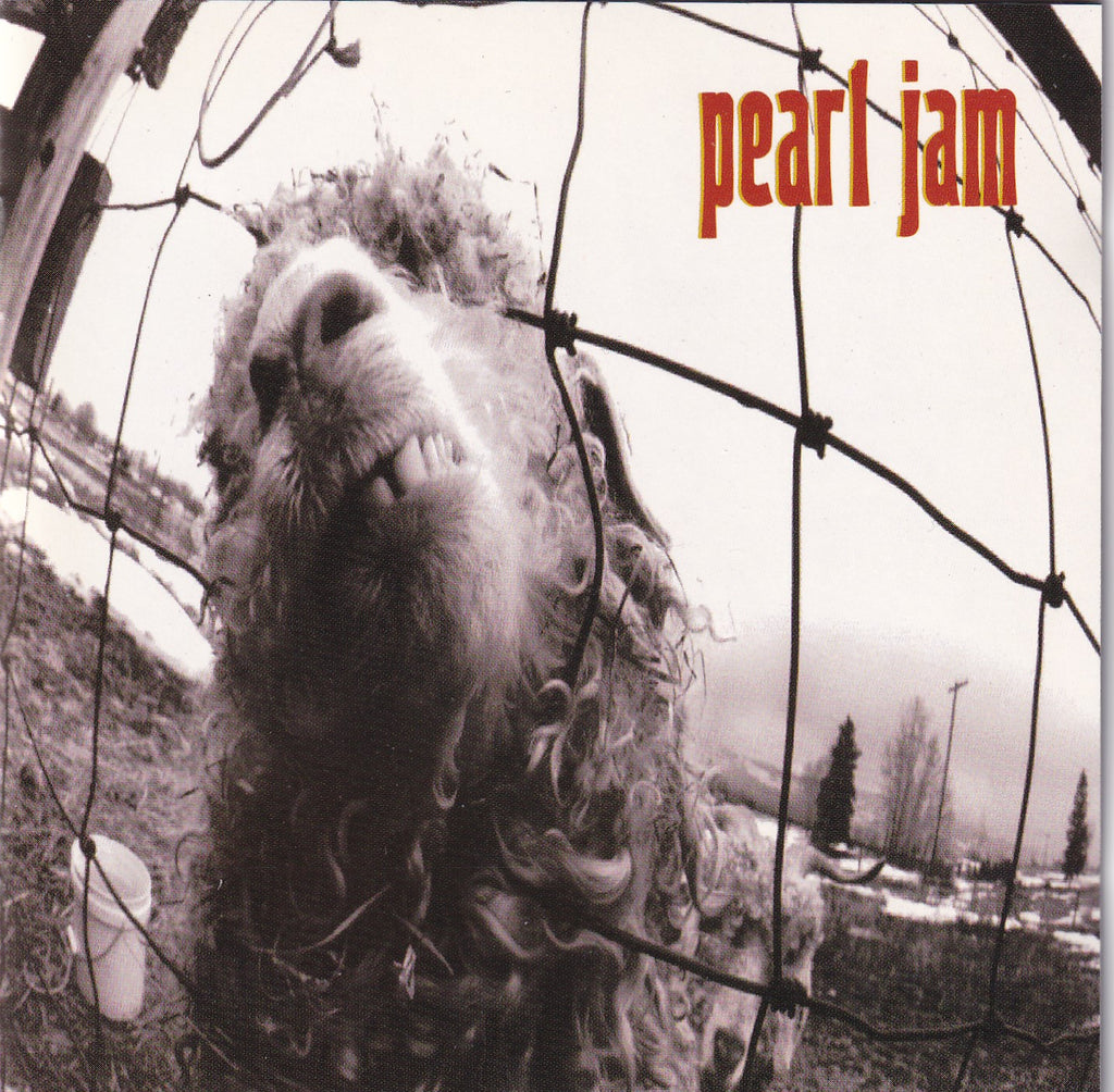 Pearl Jam - Vs. - CD - The CD Exchange