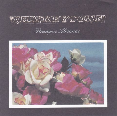 Whiskeytown - Strangers Almanac - CD - The CD Exchange