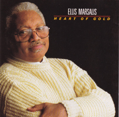 Ellis Marsalis - Heart of Gold - CD - The CD Exchange