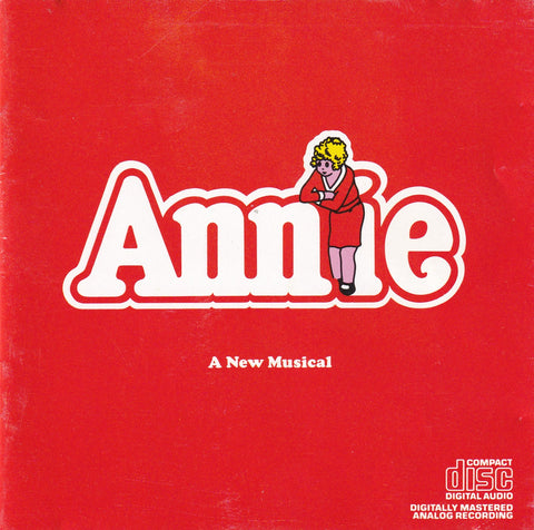 Soundtrack - Annie: A New Musical - CD - The CD Exchange