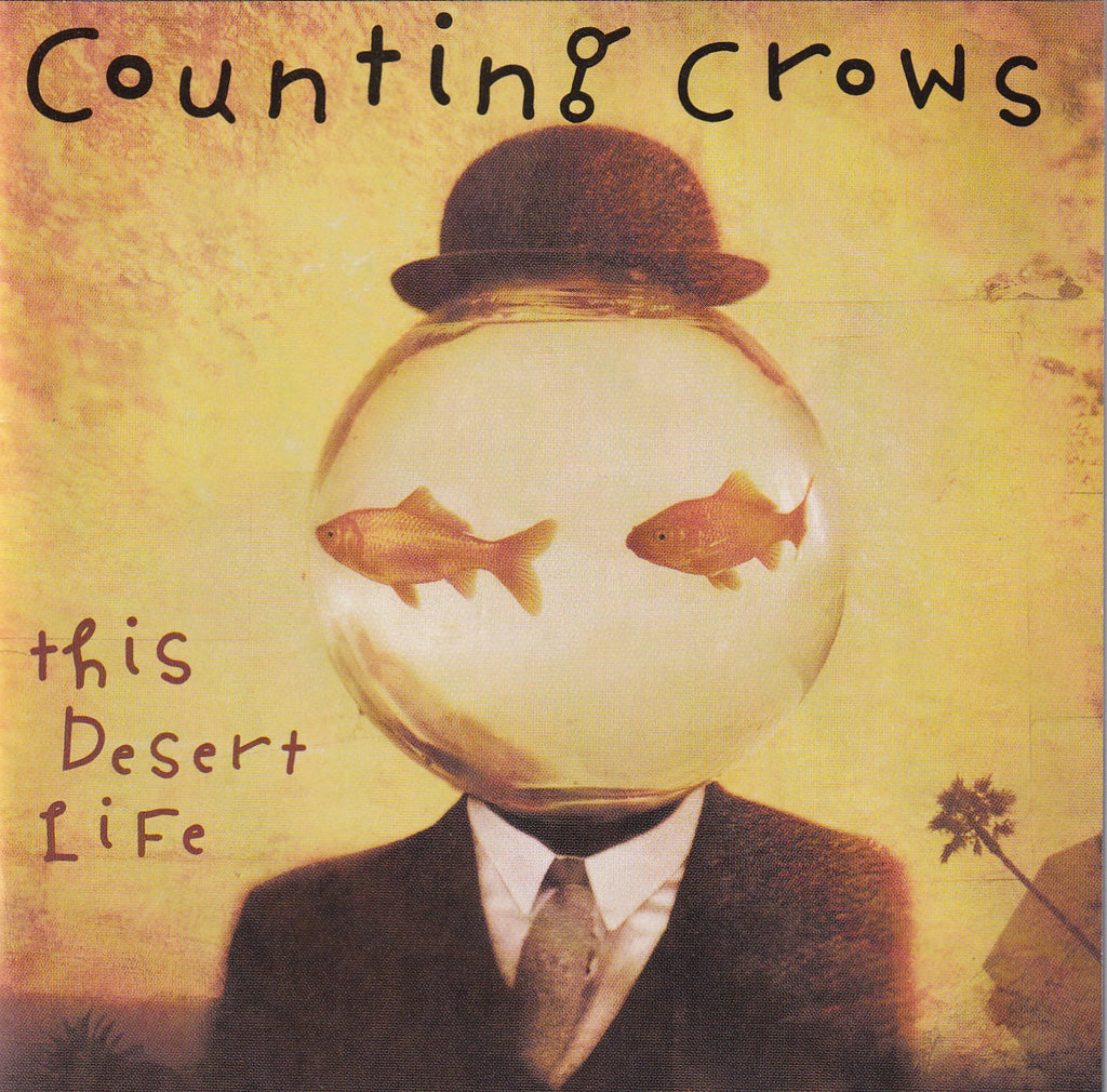 Counting Crows - This Desert Life - CD - The CD Exchange