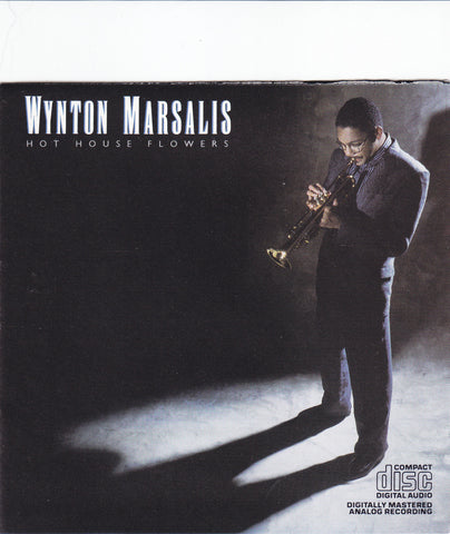 Wynton Marsalis ‎- Hot House Flowers - CD - The CD Exchange