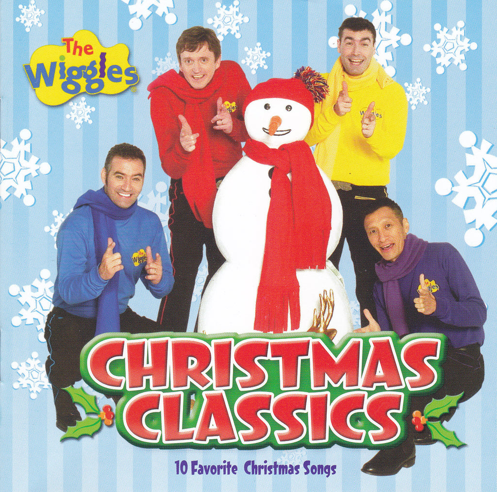 The Wiggles - Christmas Classics - CD - The CD Exchange