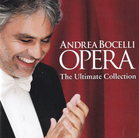 Andrea Bocelli - Opera: The Ultimate Collection - CD - The CD Exchange