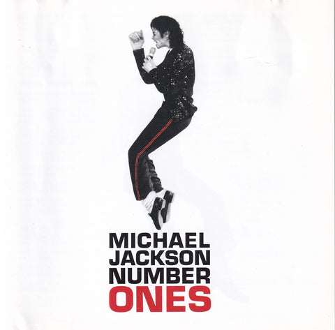 Michael Jackson - Number Ones - CD - The CD Exchange