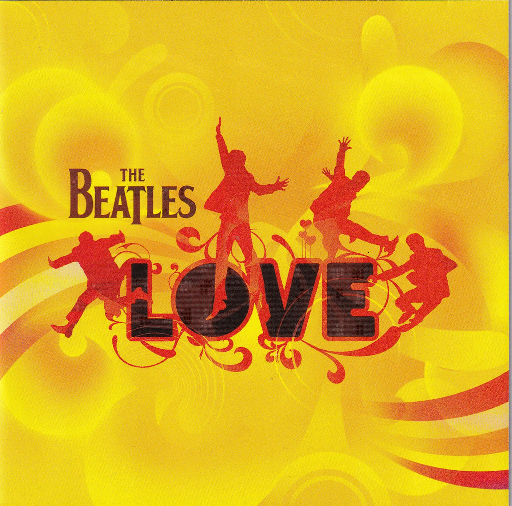 The Beatles - Love - CD - The CD Exchange