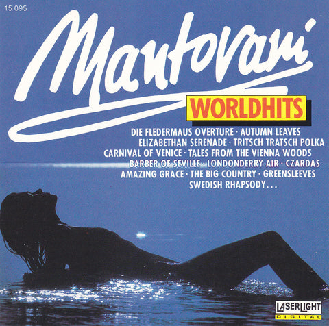 Mantovani Orchestra - World Hits - CD - The CD Exchange
