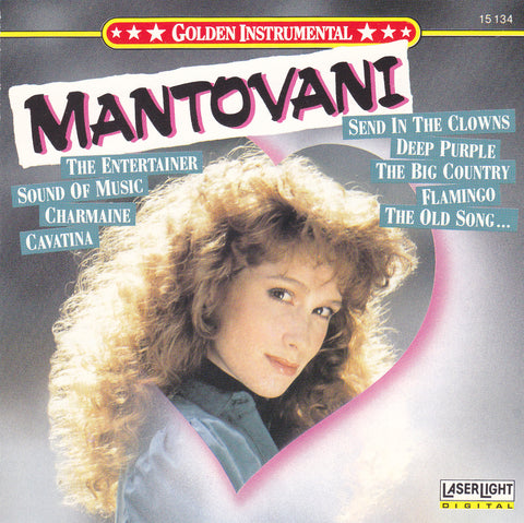 Mantovani Orchestra - Golden Instrumental Hits - CD - The CD Exchange