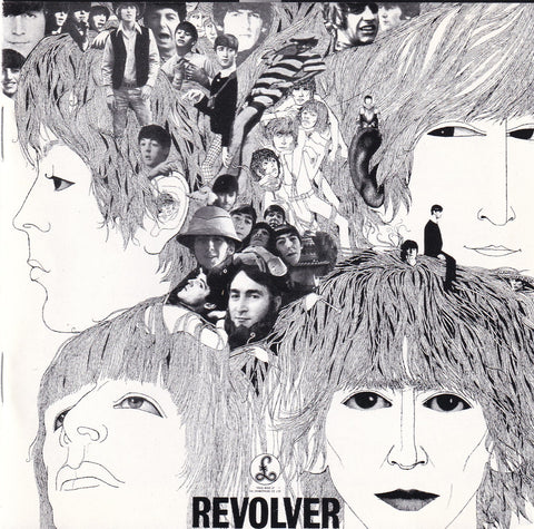 The Beatles - Revolver - CD - The CD Exchange