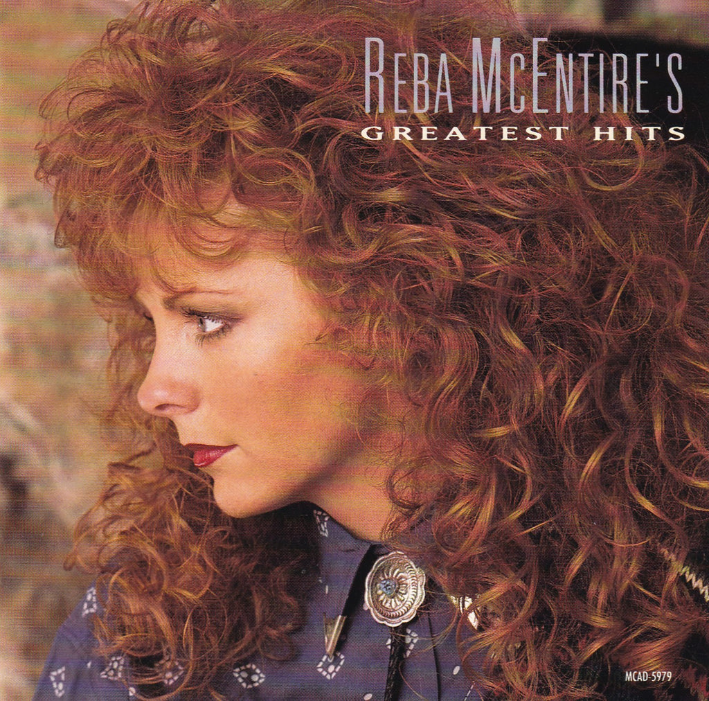Reba McEntire - Greatest Hits - CD - The CD Exchange