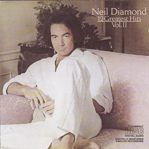 Neil Diamond - 12 Greatest Hits Vol. II - CD,CD,The CD Exchange