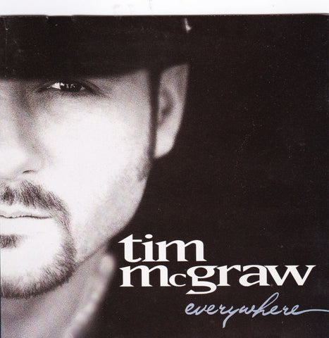 Tim Mcgraw - Everywhere - CD,The CD Exchange