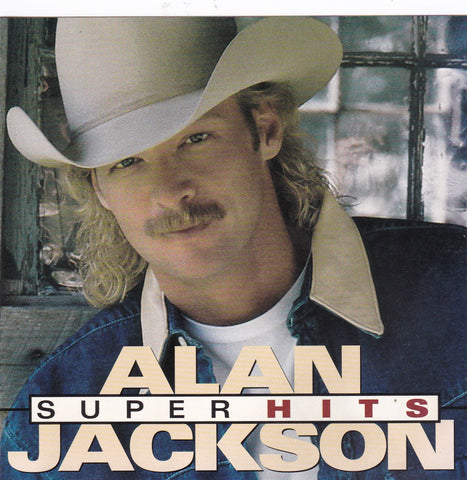 Alan Jackson - Super Hits - CD,The CD Exchange