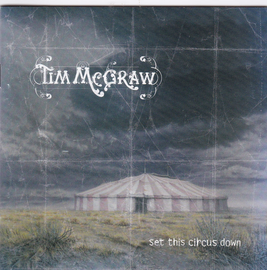 Tim Mcgraw - Set This Circus Down - CD - The CD Exchange