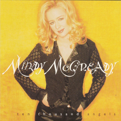 Mindy McCready - Ten Thousand Angels - CD,The CD Exchange