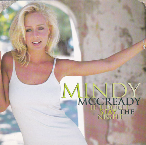 Mindy McCready - If I Don't Stay The Night - CD,The CD Exchange