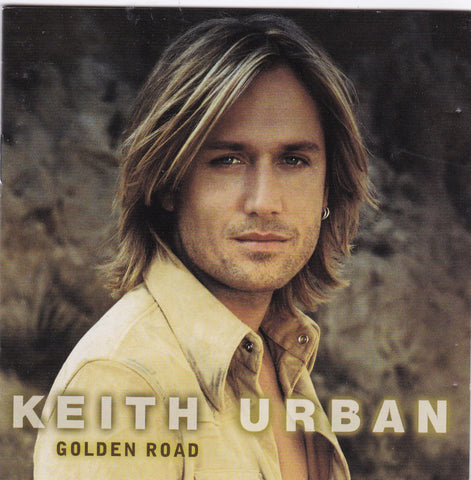 Keith Urban - Golden Road - CD - The CD Exchange