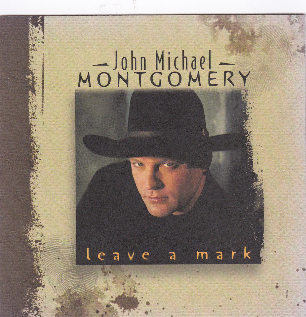 John Michael Montgomery - Leave A Mark - CD - The CD Exchange
