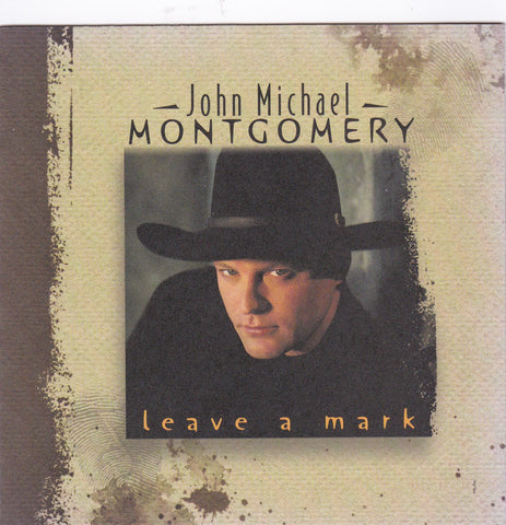 John Michael Montgomery - Leave A Mark - CD,The CD Exchange