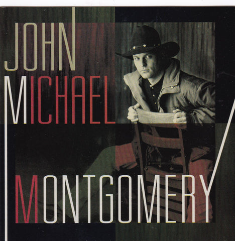 John Michael Montgomery - John Michael Montgomery - CD,The CD Exchange