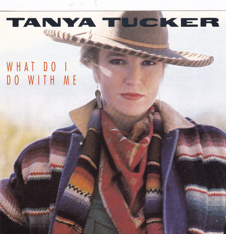 Tanya Tucker - What Do I Do With Me - CD - The CD Exchange