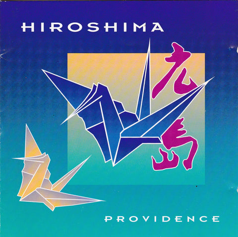 Hiroshima - Providence - CD,The CD Exchange
