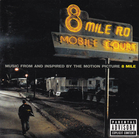 Soundtrack - 8 Mile - CD - The CD Exchange