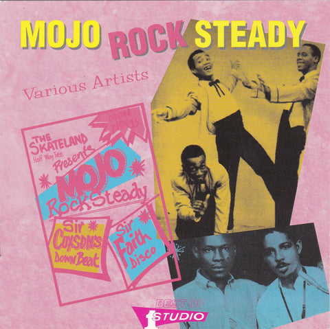Various Artists - Mojo Rock Steady - CD,The CD Exchange