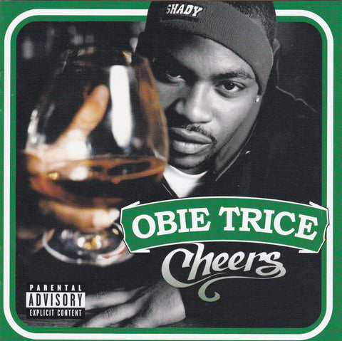 Obie Trice - Cheers - CD - The CD Exchange