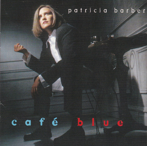 Patricia Barber - Cafe Blue - CD - The CD Exchange