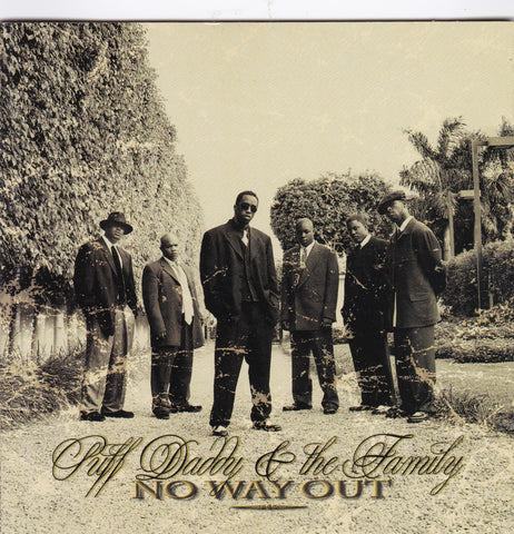 Puff Daddy - No Way Out - CD - The CD Exchange