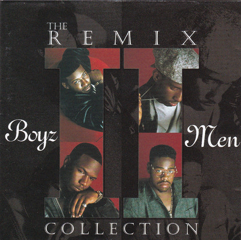 Boyz II Men - Remix Collection - CD,The CD Exchange