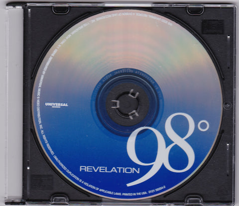 98 Degrees - Revelation - Clearance CDs,The CD Exchange