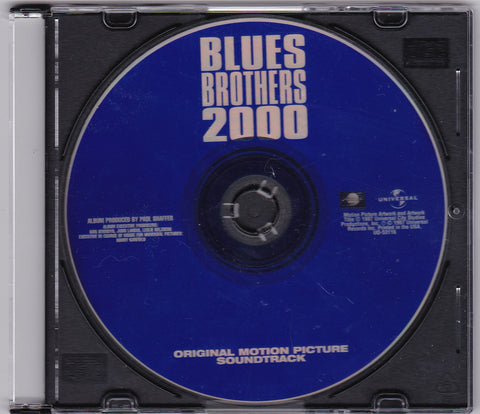 Soundtrack - Blues Brothers 2000 - Clearance CDs,The CD Exchange