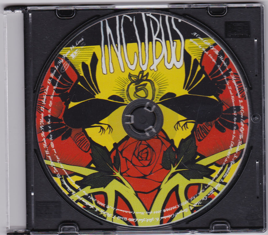 Incubus - A Crow Left of the Murder - Clearance CDs,The CD Exchange