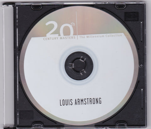 Louis Armstrong - 20th Century Masters - Clearance CDs,The CD Exchange