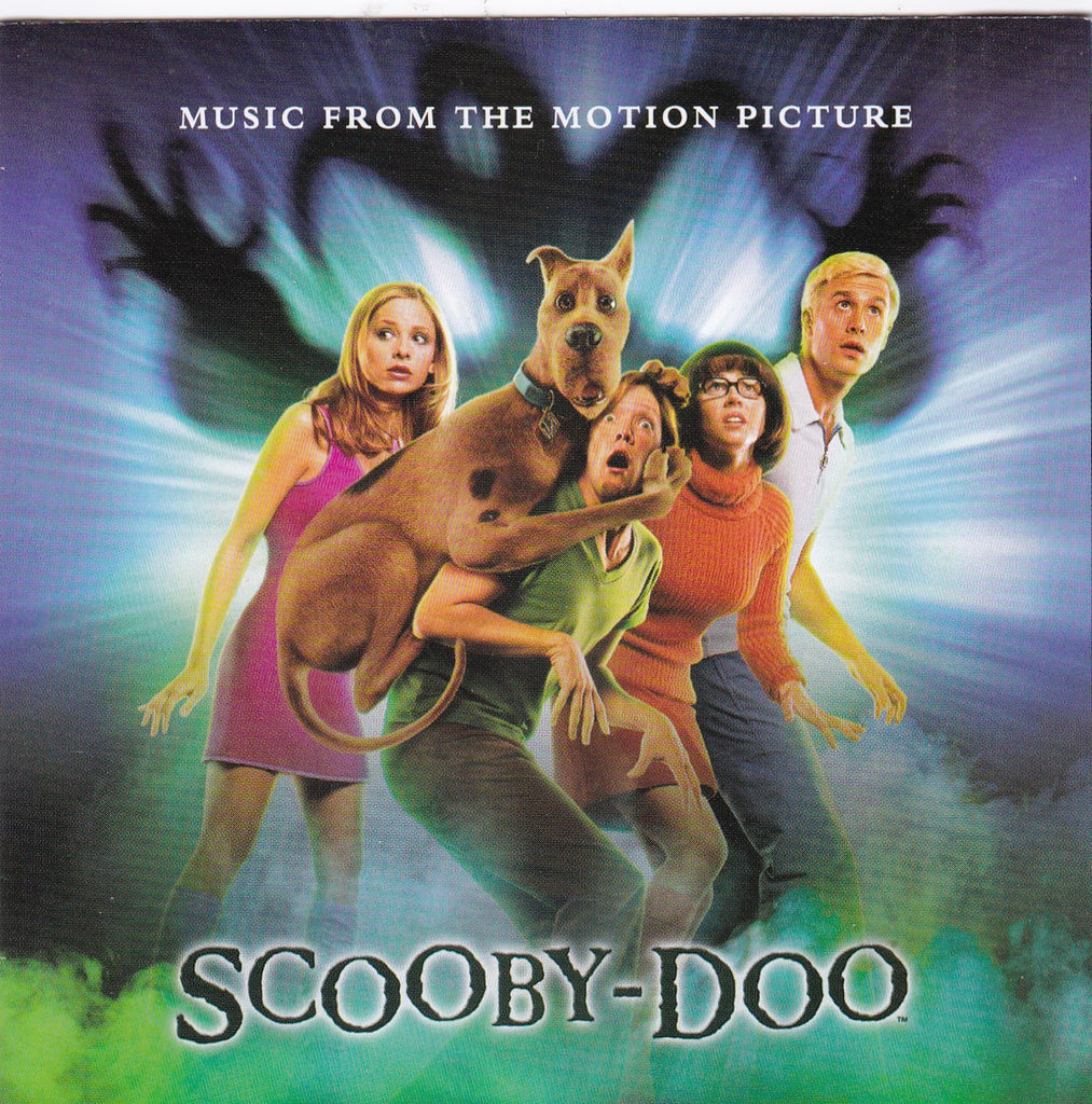 Soundtrack - Scooby-Doo - CD,CD,The CD Exchange