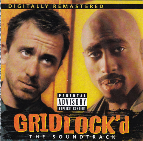 Soundtrack - Gridlock'd - CD - The CD Exchange