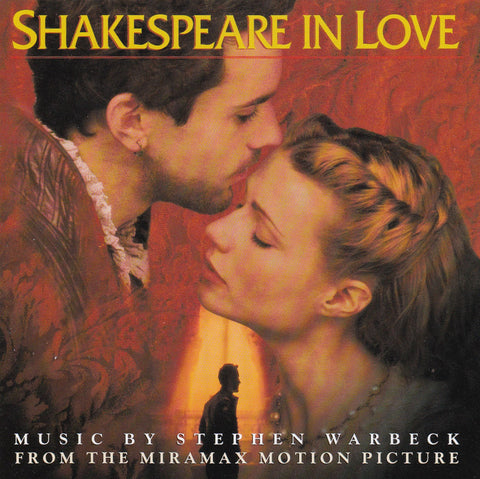 Soundtrack - Shakespeare In Love - CD - The CD Exchange